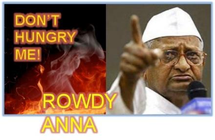 ROWDY ANNA!