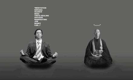 The Monk & The Executive