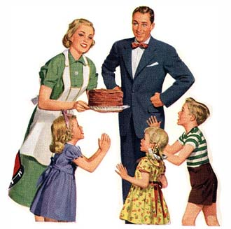 The Myth of The Perfect Family