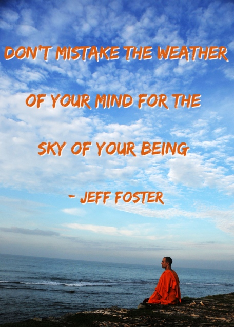 Jeff Foster Quote