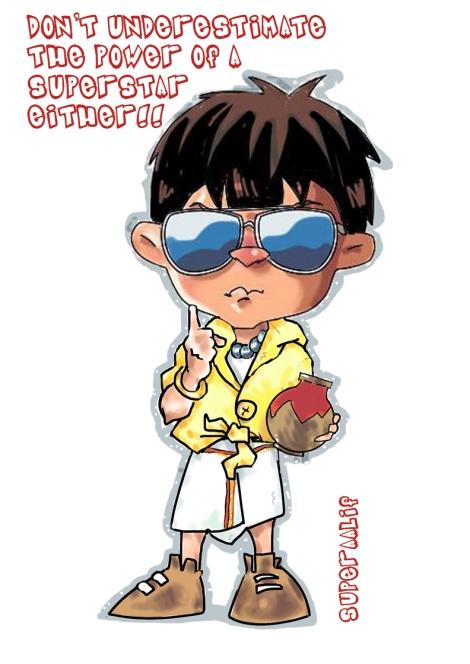 SRK Chennai Express