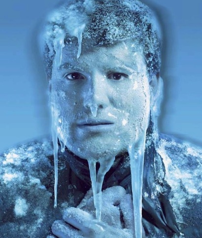 frozen-man