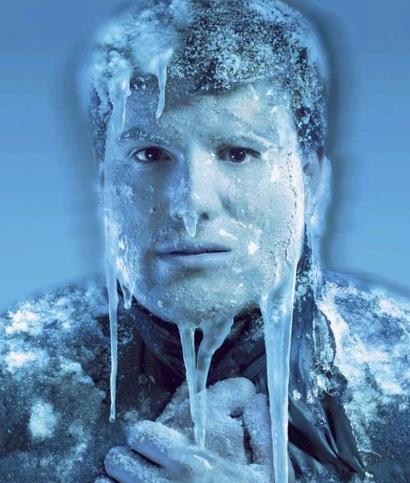 frozen-man
