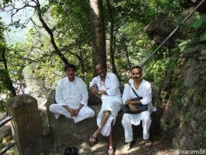Rajnikanth with friends