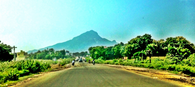 Arunachala Mountain