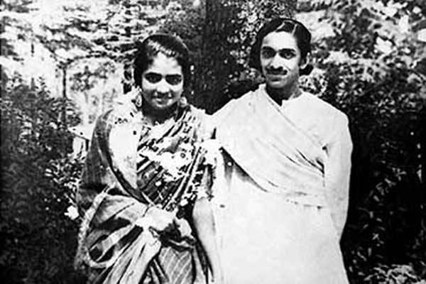 Annapurna Devi & Ravi Shankar